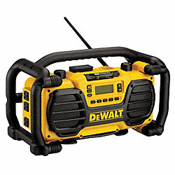Jobsite Radio, 7.2 to 18.0V