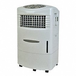 Portable Evaporative Cooler, 475 cfm
