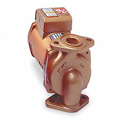Circulator Pump, 1/6 HP, Noryl Impeller