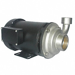 Pump, 2 HP, 208-230/460V, 5.4/2.7 Amp