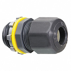 CordConnector, .1-.3In, 1.963In L, Nylon