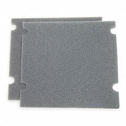 Replacement Air Filter, PK2