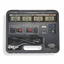 Power Analyzer/Datalogger, 2000W, 20A