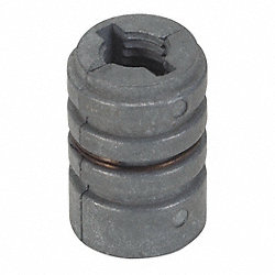 Expansion Nut, Scw Sz 3/8 In, Pk 100