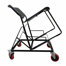 Stacking Chair Cart, 33 Chairs, 300 lb.