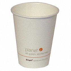 Hot Cup, Biodegradable, 12 oz, PK500