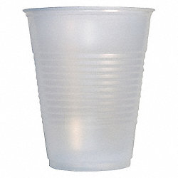 Cold Cup, Translucent, 9 oz, PK2500