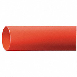 Heat Shrink Tube, 50Ft, 4/0-500kcmil, RD
