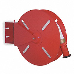 Heavy Duty Hose Reel, 50 Ft x 1.5 In