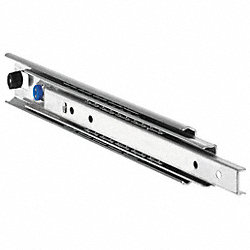Drawer Slide, Side, SS, 18.64, PK 2