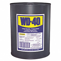 WD-40 Bulk, 5 Gallon