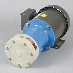 Turbine Pump, Magnetic Drive, 1 HP, 3 Ph