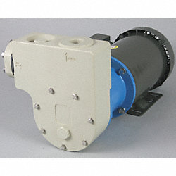 Turbine Pump, Magnetic Drive, 2 HP, 3 Ph