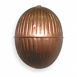Float Ball, Copper