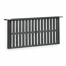Crawl Space Vent, Black
