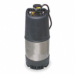 Sump Pump, 1 1/4 HP