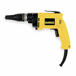 Deck/Drywall Screwdriver, RPM 2500, 6.5A
