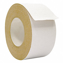 Pipe Insulation Tape, 150 Ft, White