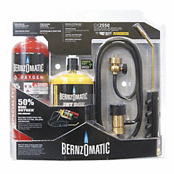 Cutting/Welding/Brazing Kit, with Oxygen