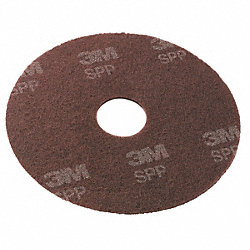 Floor Pad, 13 In, PK 10