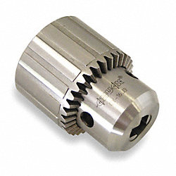 Keyed Drill Chuck, 0.375 In