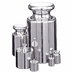 Calibration Weight, 10kg, Stainless Steel