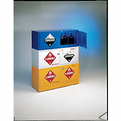 Combination Safety Cabinet, Stackable