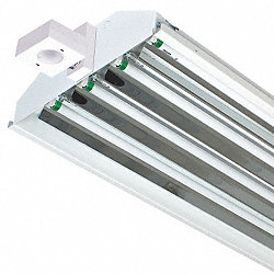 Fluorescent Fixture, High Bay, F54T5HO/841