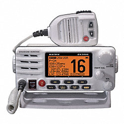 Two-Way Radio, Marine, 25 Watts
