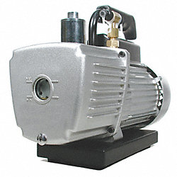 Vacuum Pump, Dual Stage 110V/60Hz