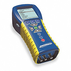 Portable Combustion Analyzer, Electronic