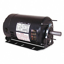 Mtr, 3 Ph, 5 HP, 3450, 208-230/460V, Eff 85.2