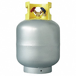 Refrigerant Recovery Cylinder, 50 Lbs