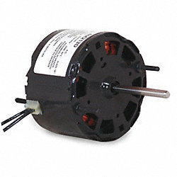 HVAC Motor, 0.9A, Sleeve, Auto, 2-1/16 In. L