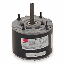 HVAC Motor, 1/11 HP, 1550 rpm, 115V