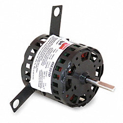 HVAC Motor, 115V, Lug, 1-3/4 In. L, Sleeve