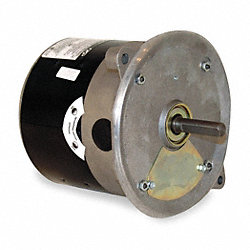 Century oil burner motor 1 4 hp 1725 115 v 48n oil for Oil furnace motor replacement cost