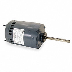 Condenser Fan Motor, 1-1/2HP, 1140rpm, 60Hz