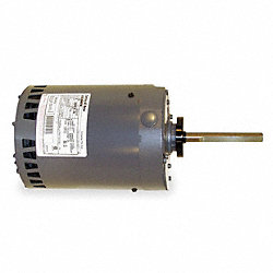 Condenser Fan Motor, 1 HP, 850 rpm, 60 Hz