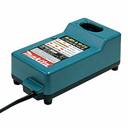 Battery Charger, 7.2 to 18.0V, NiCd, NiMH