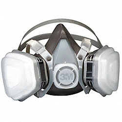 3M(TM) 5000 Series Half Mask OVP95 Kit, L
