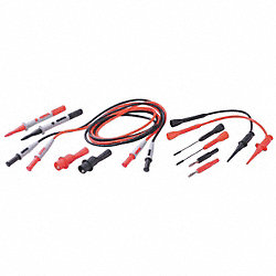 Test Lead Kit, 53-8/9 In. L