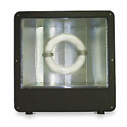 Floodlight, Induction, 80 W, 120 V