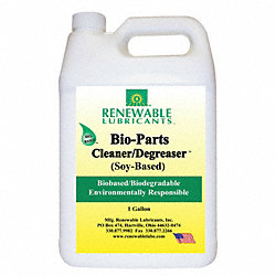 Parts Cleaner and Degreaser, 1 Gal