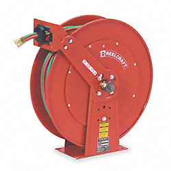 Hose Reel, Welding Gas