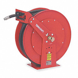 Hose Reel, Fuel, 3/4 In