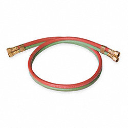 Lead Hose, Twin Inlet