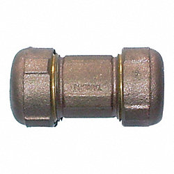 Compression Union, 3/4 In, Brass