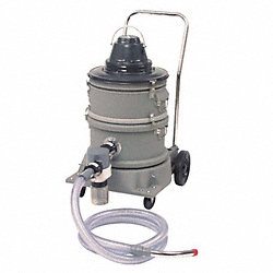 Critical Wet/Dry Vacuum, 12G, 1.3 HP