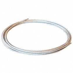 Wire, Robotrax 3D, Round, W0.07In, L6.5Ft